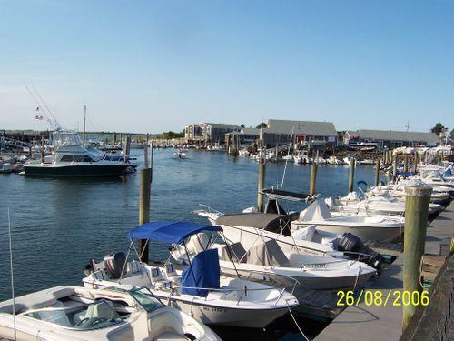 Scituate Harbor, Summer