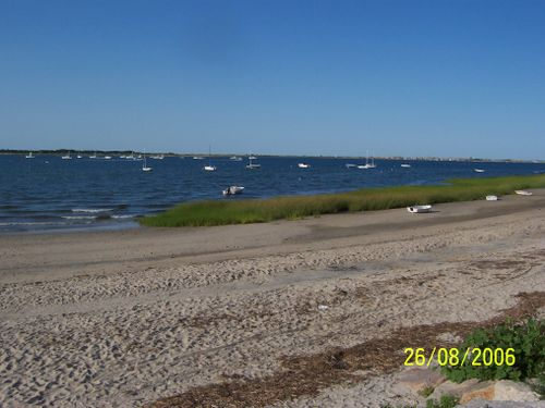 Barnstable Harbor Beach